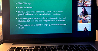 Virtual Guidance Green Hacks