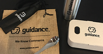 Guidance Green Ecofriendly Swag Bag