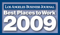 2009 Best Places to Work in Los Angeles