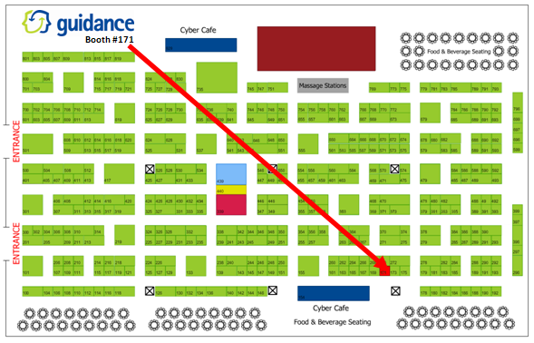 IRCE floorplan