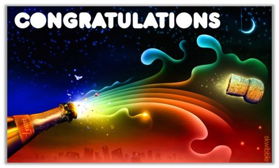 Congratulations Skwibble!