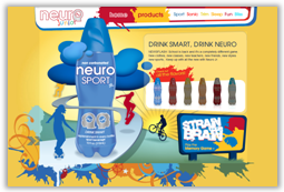 Neuro's Jr. site