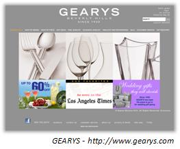 GEARYS.com