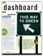 BizTech Magazine - Guided by Green