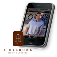 J. Hilburn iPhone App