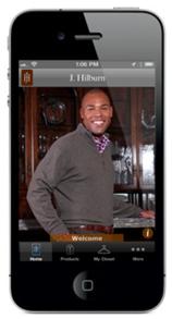 J. Hilburn's iPhone App