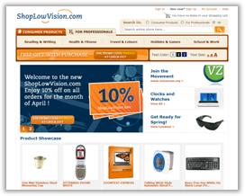 ShopLowVision.com