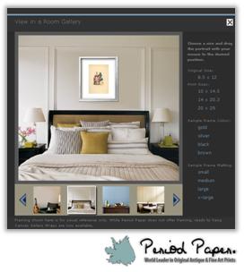 View In Room - PeriodPaper.com
