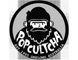 Popcultcha Logo