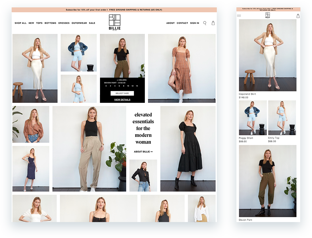 Verishop Case Study | Shopify Plus