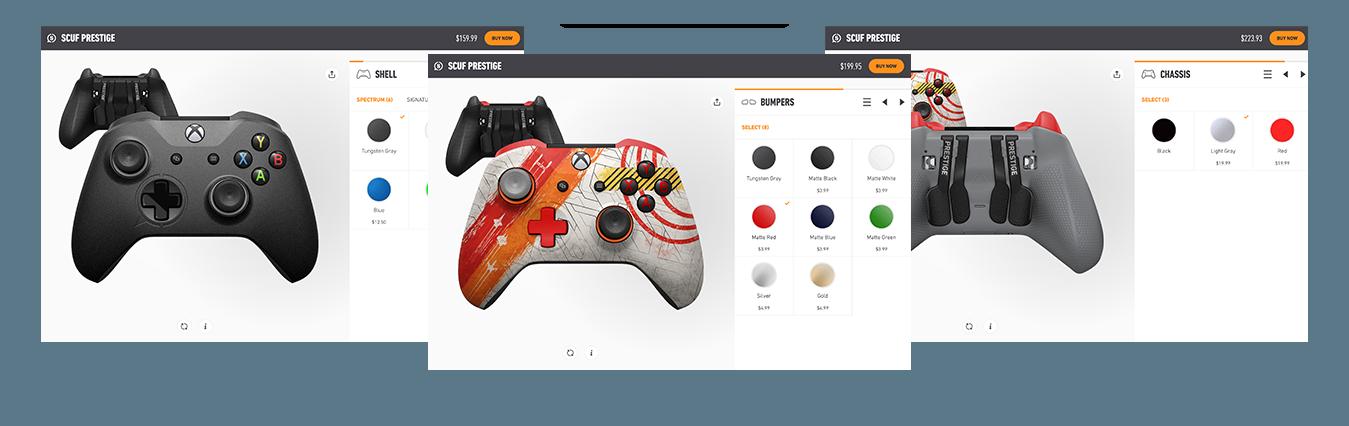 Scuf Gaming Customizations