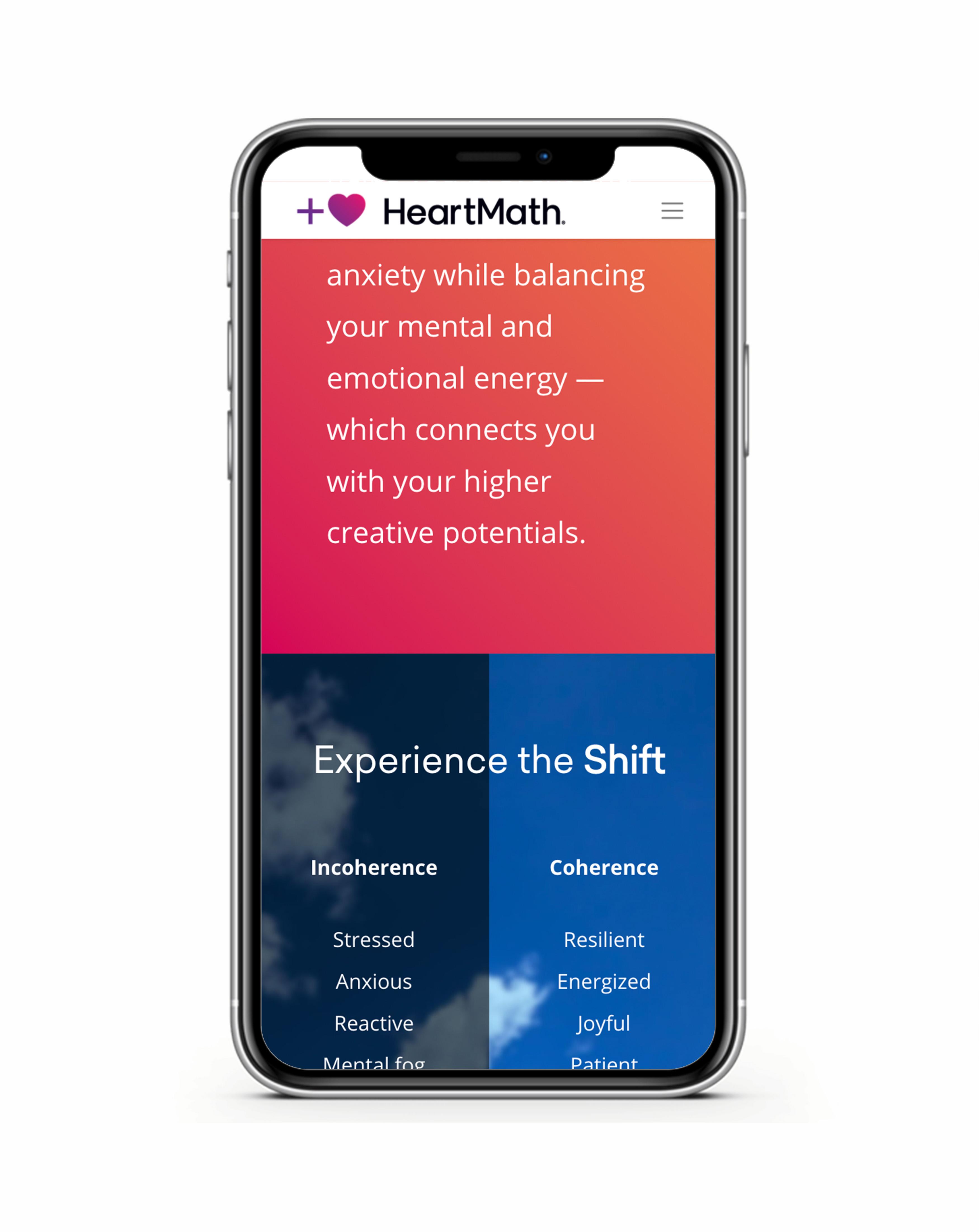 HeartMath Mobile