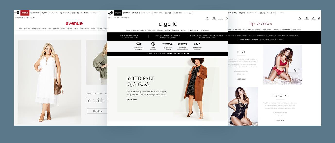 Multi Sites CityChic