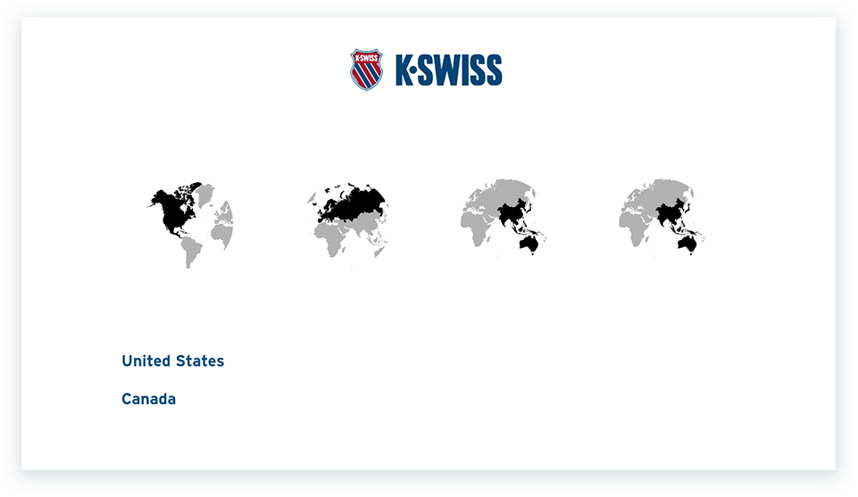 K-Swiss | Case Study